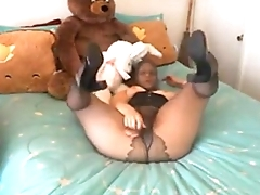 Pantyhose Masked Free Webcam Porn Video 50-Pantyhose4u.net