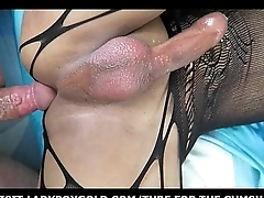 Femboy Edging Bareback HJ