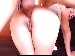 Brutal ass penetration on topcameragirls.com