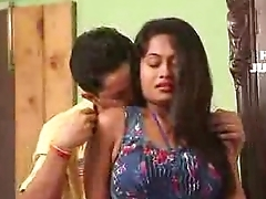 Romance with Best Friend'_s Wife Dhokebaz Dost  Hot Love Flock Scene