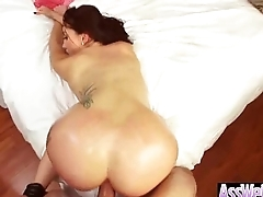 Sexy Girl (mandy muse) With Big Curvy Ass Get Oiled And Anal Nailed clip-27