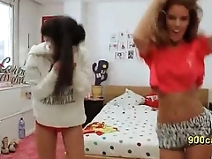 Sexy girls dance at home NWM YTB 01