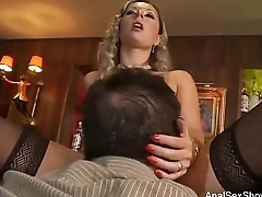 MILF Reuinion Leads To Anal Sex