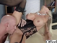 Busty Girl (nina elle) Get Hardcore Nailed With regard to Office clip-28