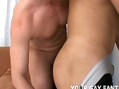 My first hardcore gay fuck session was amazing