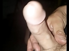 jerking off and cumming to videotape of me fucking my wife