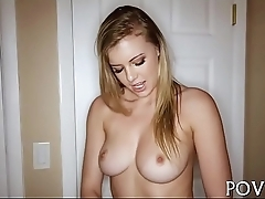 Teen like broad one-eyed monster porn