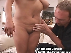 Gigantic tits slutwife Susie learns forth fuck strangers