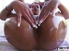 Anal Sexual relations Tape With Wet Oiled Big Ass Superb Girl (kimberly kendall) mov-16