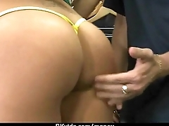 Stunning Euro Teen Gets Talked In To Giving A Blowjob For Cash 27