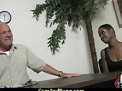 Immutable interracial DP group action 20