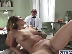 Dirty Mind Doctor Seduce Coupled with Bourgeoning Slut Hot Patient (bonnie mia) mov-05