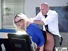 Sex Tape In Office With Big Knockers Girl (julie cash) mov-16