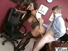 Sex Tape In Office With Heavy Bristols Unsubtle (lisa ann) mov-20
