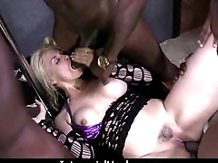 Interracial hardcore in all directions your wife 2