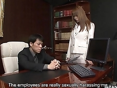 Lady Saki got getting fucked and is pussy creamed