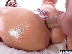 Anal Sex With Huge Rump Oiled Girl (rachael madori) mov-20