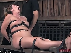 Whipping a wicked worthless babe