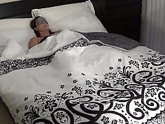 Fucking Blindfolded MILF Stepmom Madisin Lee