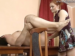 DominaFist - Opening that hole hither