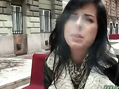 Public Pickups - Hot Amateur European Girls Fucked Outdoor 11