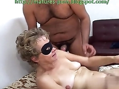 granny anal jumping