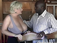 Huge Saggy Tits Claudia Marie Fucked By Black Govt. Agent