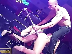 Live sex show with Bat woman in Benidorm