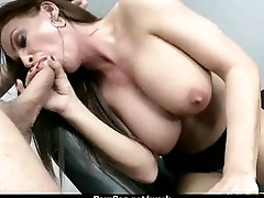 Sexy wild Milf loves rough sex at work 8