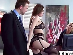 (veronica vain) Busty Hot Girl Hard Banged Adjacent to Office video-30