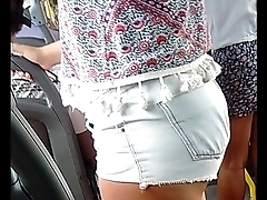 Novinha de Shorts Socado no Bus[1]